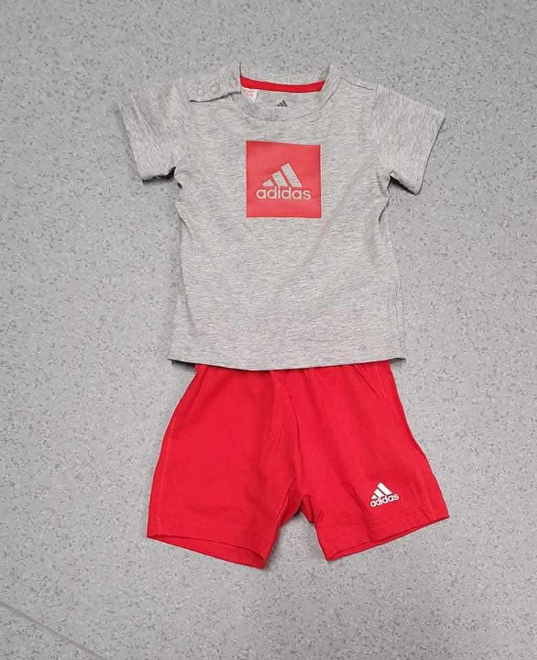 Adidas  I LOGO SUM SET