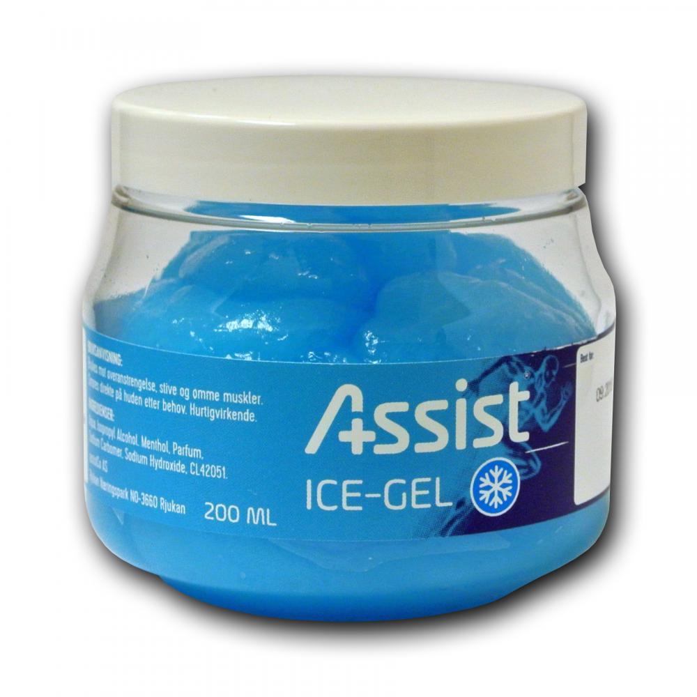 Assist Sport Ice Gel 200 ML