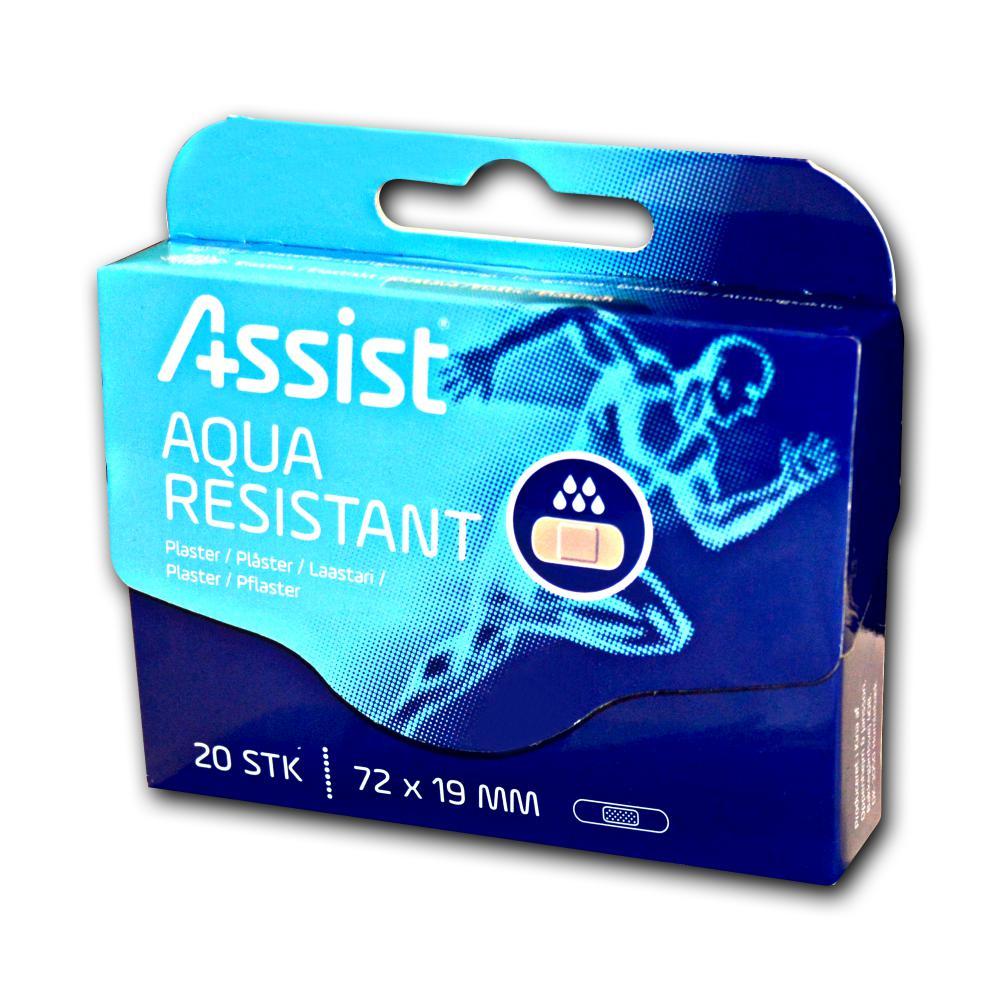 Assist Sport Plaster - (Water Resistant)