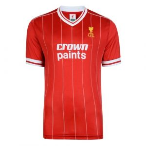 Liverpool  1982 HOME SHIRT