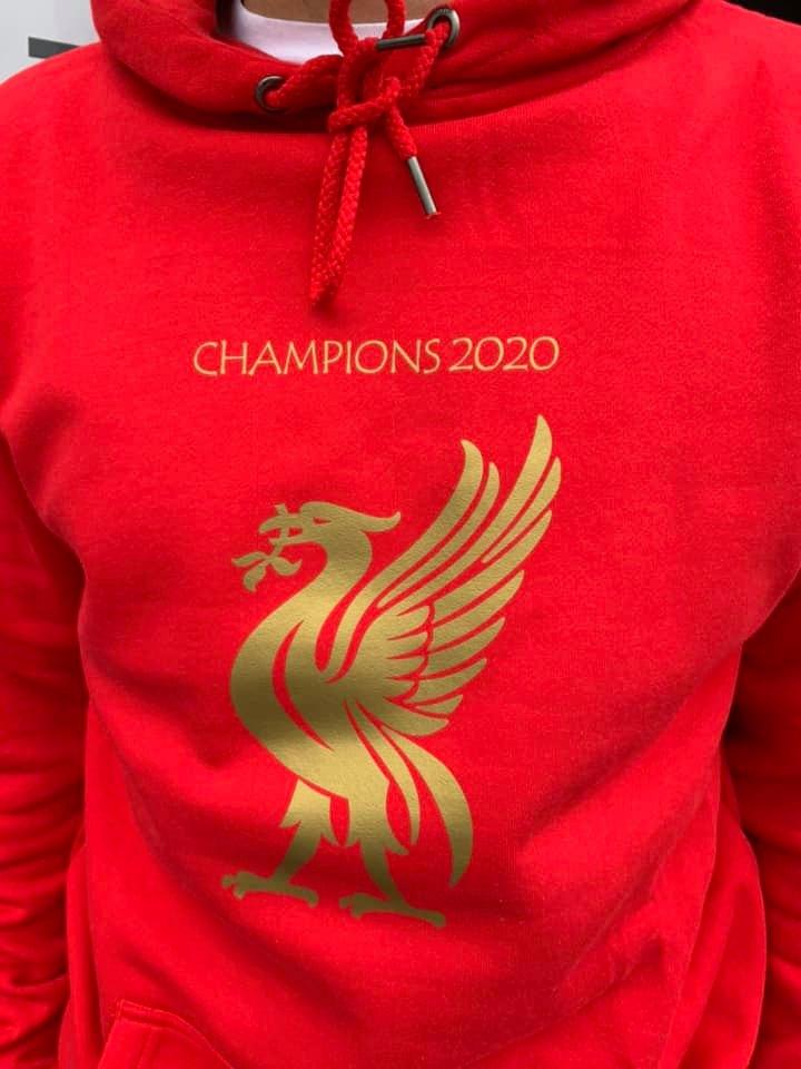 LFC Champions 2020