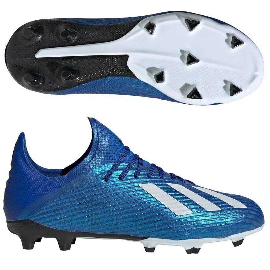 Adidas X 19.1 FG JR
