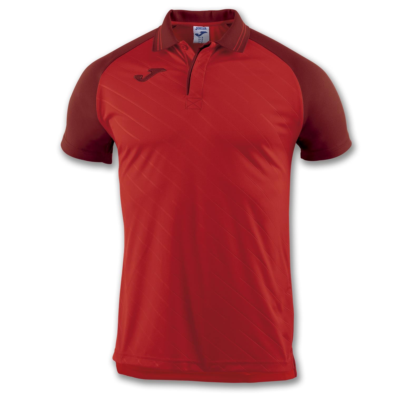 Joma Polo T-skjorte II R SS