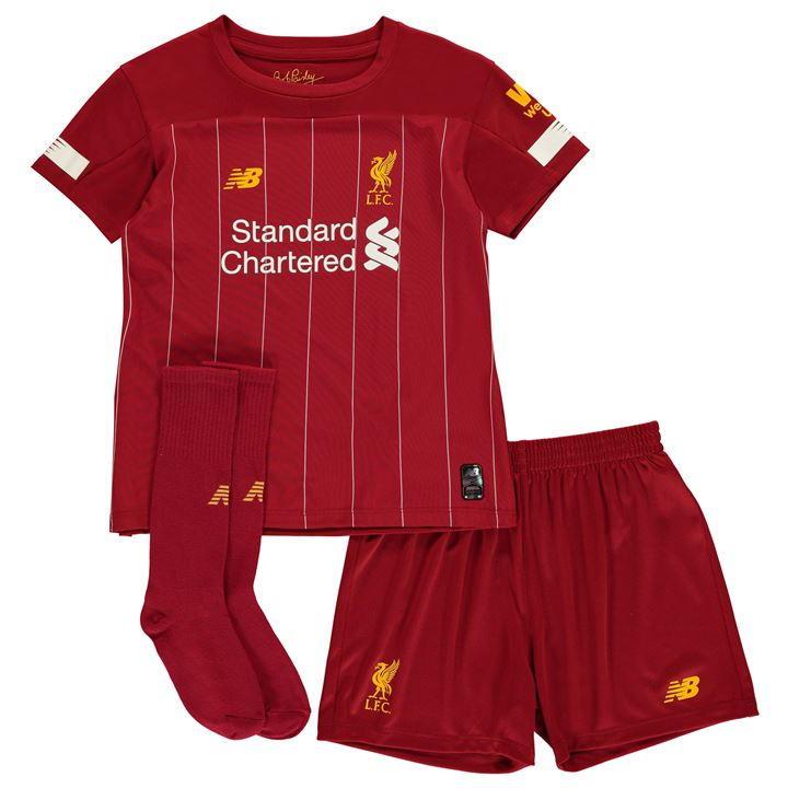 New Balance LFC Home Baby Kit