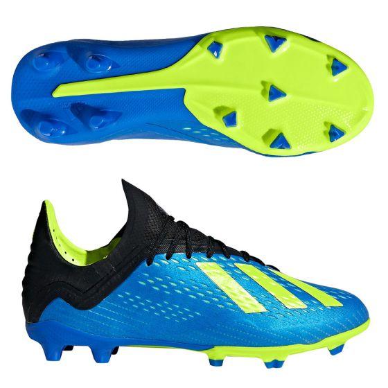 Adidas X 18.1 FG Jr