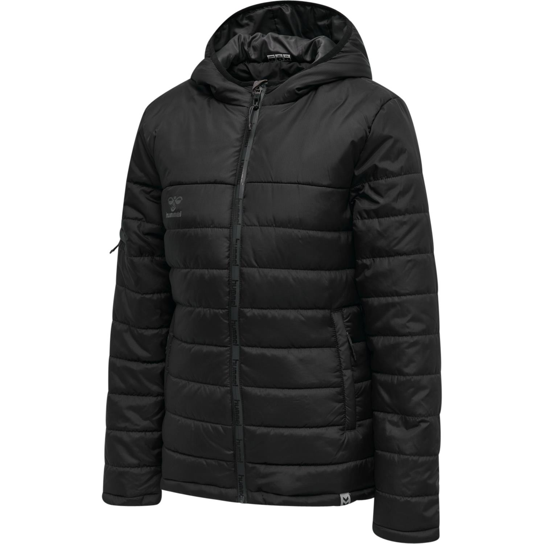 Hummel North Qulited Hood Jacket Woman