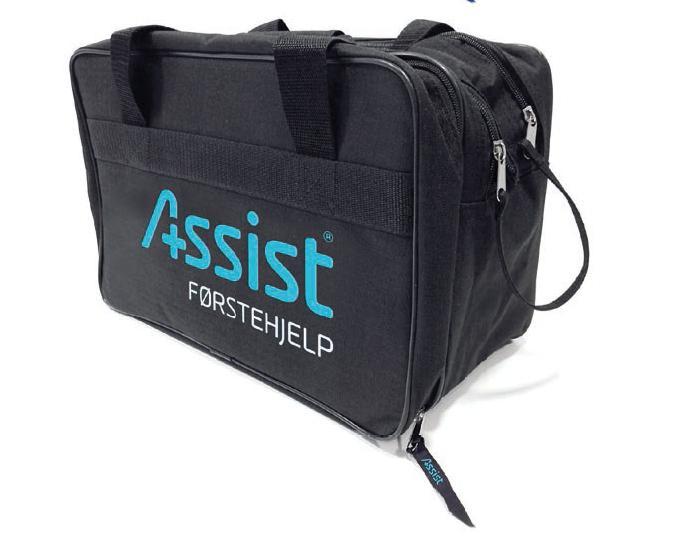 Assist Sport Førstehjelpsveske - tom