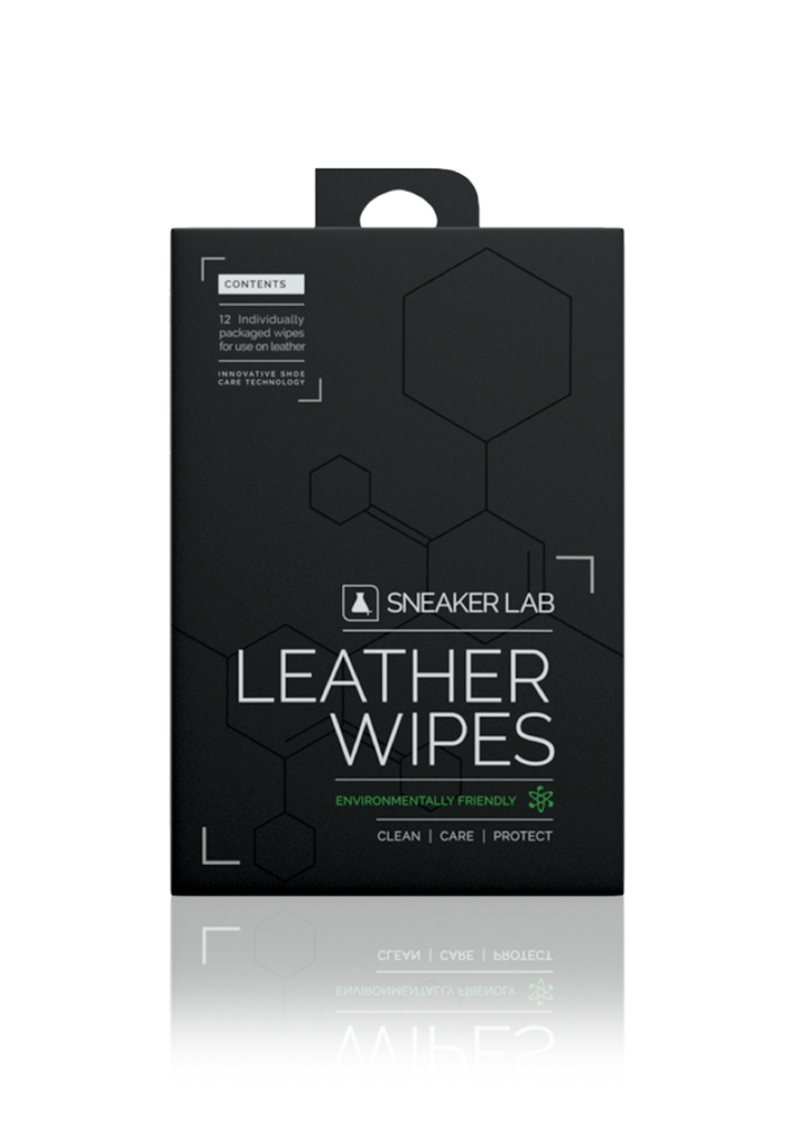 Sneaker Lab Leather Wipes