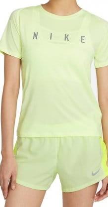 Nike W Nk Run Dvn Miler Top Ss