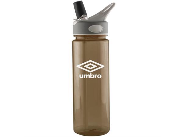Umbro Water Bottle Transpar