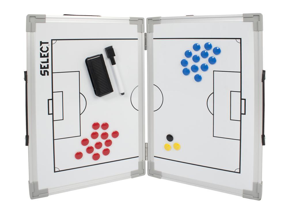 Select  Taktikktavle Fotball sammenleggbar