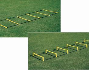 Sport Direkt Agility Ladder (2 in 1 - 4 meter)