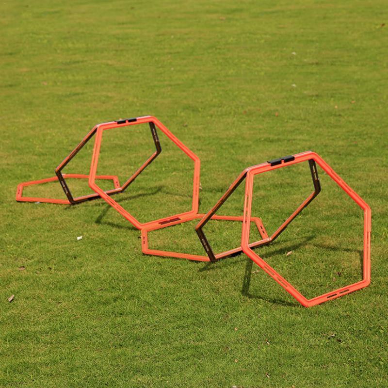Sport Direkt  Hexagonal ladder (6 ringer, 5 clips)