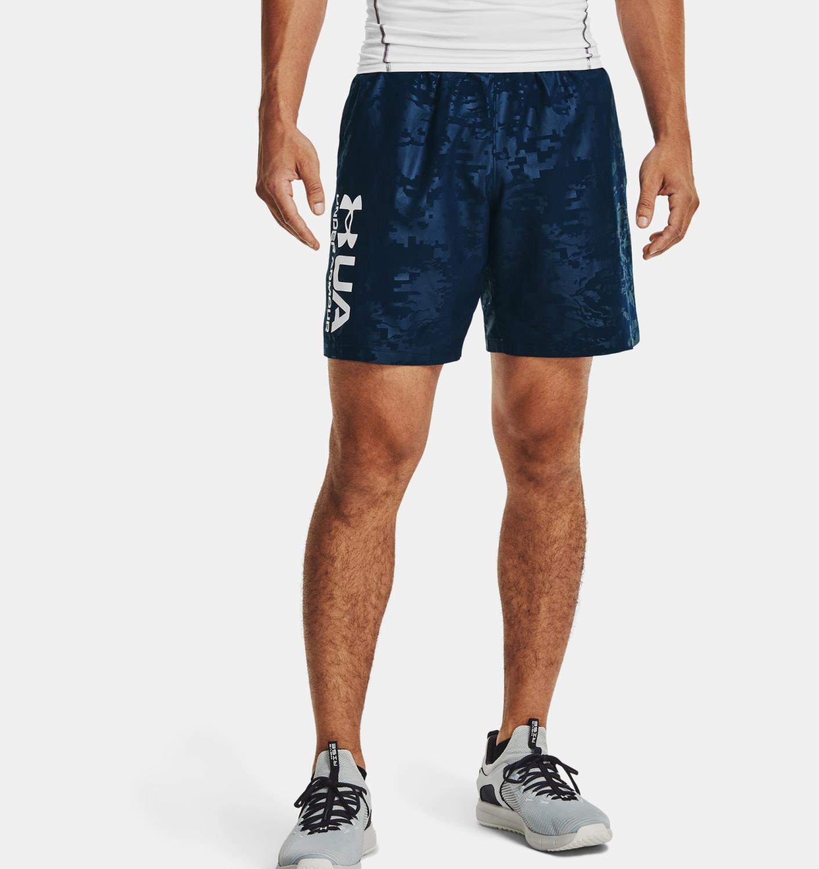 Under Armour  Ua Woven Emboss Shorts