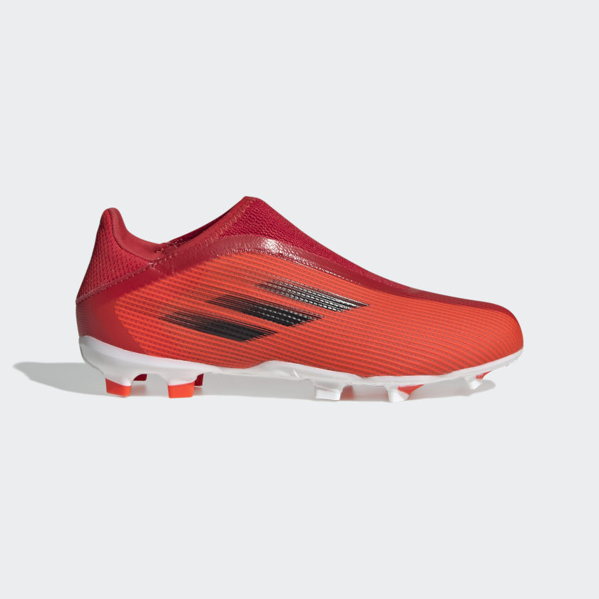Adidas  X Speedflow.3 Ll Fg J