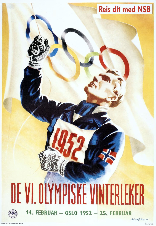 De VI oplympiske leker Oslo