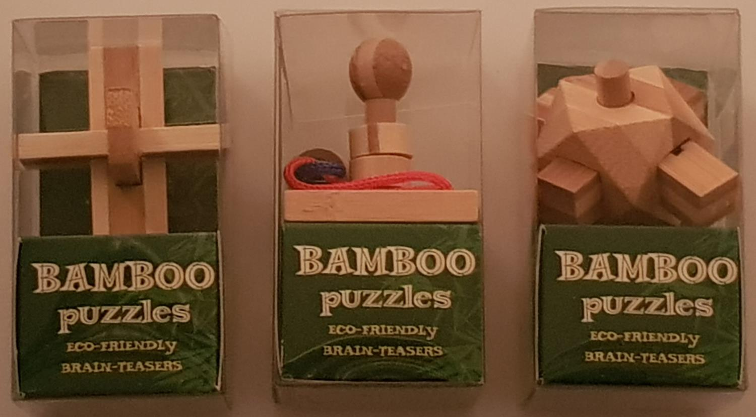 Bamboo pussel
