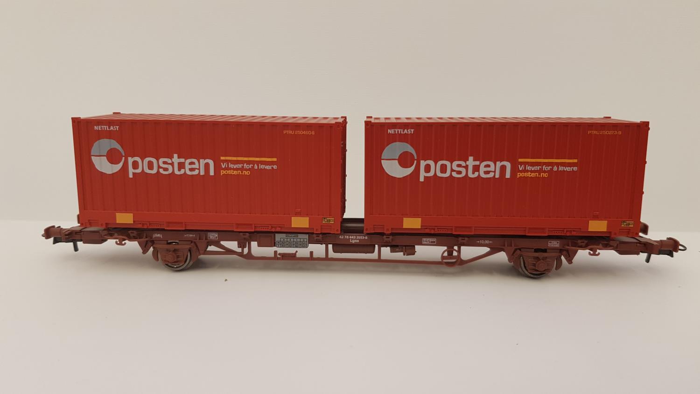 CargoNet Lgns, Posten