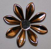 Blomst sølv