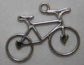 Sykkel med hjerte