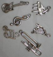 Div Musikkinstrumenter