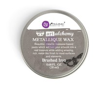 Finnabair Art Alchemy Metallic Wax Blue Lagoon