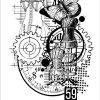 Mannequin Steampunk