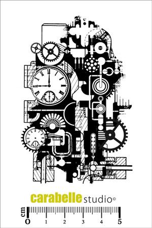 Steampunk, Machine à remonter le temps
