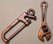Baufil og skiftnøkkel