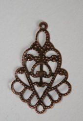 Kobber ornament
