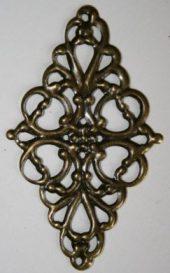 Ornament bronse