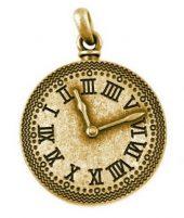 Stor bronse klokke