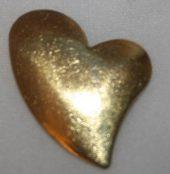 Gull hjerte