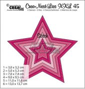 Stjerne CLNestXXL45