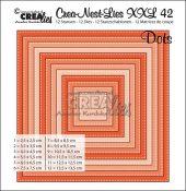 Kvadrat CLNestXXL42