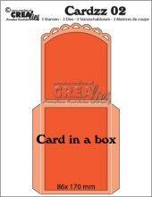 Card in a box CLCZ02