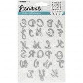 STENCilsl234 Alfabet