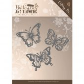 Butterflies, Butterflies & Flowers