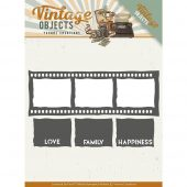 Film Strip, Vintage Objects