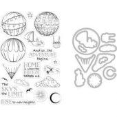 Sky's The Limit Balloons Luftballong