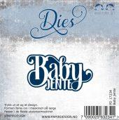 PD 17234 Dies Baby jente