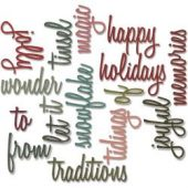 Holiday Words #2