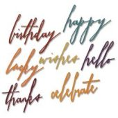 Handwritten Celebrate