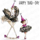 Tiny Townie Olivia W/An Ostrich
