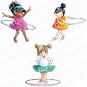 Tiny Townie Hula Hoopers