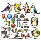 Mini Bird Crazy & Things