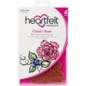 Heartfelt Creations  Classic Rose