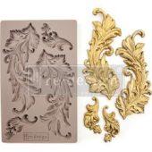 Baroque Swirls