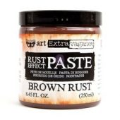 Finnabair Art Extravagence Rust Effect Paste 8.45oz