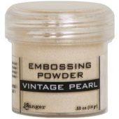 Vintage Pearl Ranger Embossing Powder